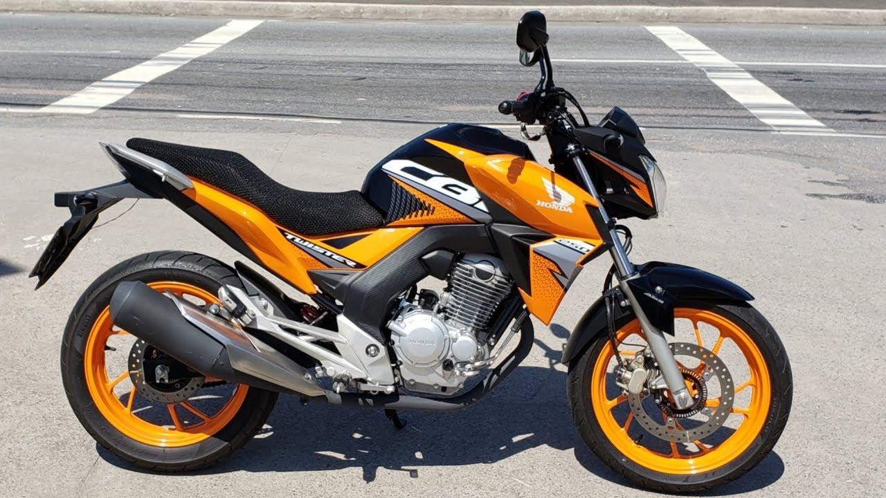 Honda CB 250 Twister - CTM - Nuevas