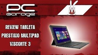 PC Garage – Video Review Tableta Prestigio MultiPad Visconte 3