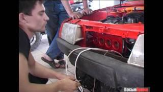 Тигра Project ваз 2109 автоспорт