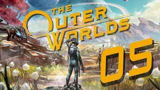 KOSMICZNE MUZEUM || The Outer Worlds [#5]