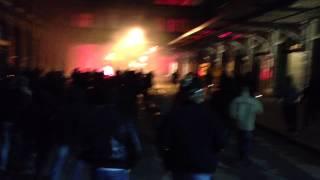 PSG-ZAGREB hooligan