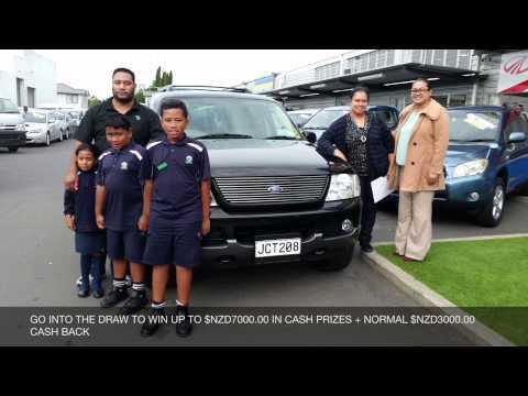 GMANA Wholesale Autos June 2015 Promotion.