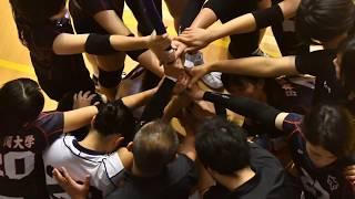 2017 日本体育大学女子バレーボール部 モチベーションビデオ    wlmp
