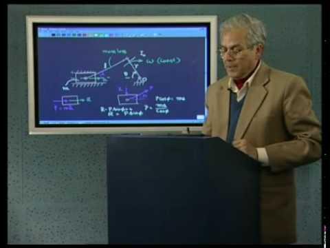 Module 1 - Lecture 1 - Rigid Body Motion
