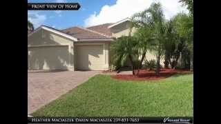 12477 Rock Ridge Ln - Newport Model  Stoneybrook At Gateway  (fort Myers, Fl) Home For Sale