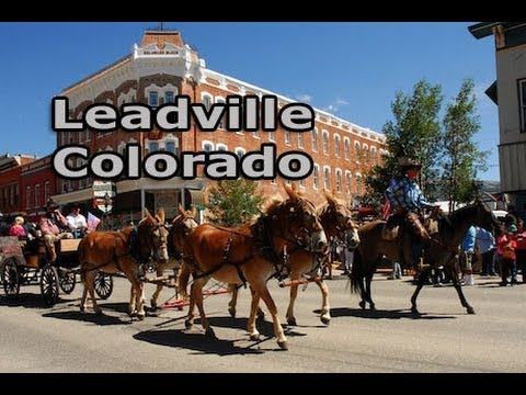 Leadville Colorado (CO) Story on Video