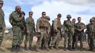Philippine and US Forces Conduct Annual Military Exercise @ PHIBLEX in the Philippines