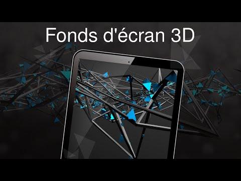 Fonds D Ecran 3d 4k