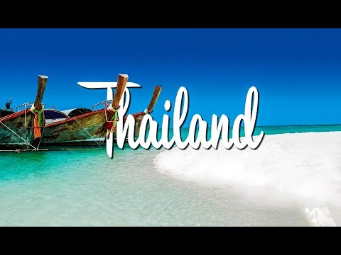 Thailand 2018 | Travel Video | GoPro Hero5 [Full HD 60fps]