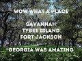 Savannah Georgia, Wow! What a Photographers Dream I Tybee Island things to do