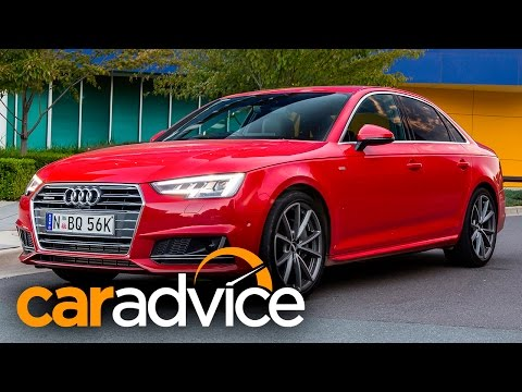 2016 Audi A4 Review : 2.0 TFSI Quattro