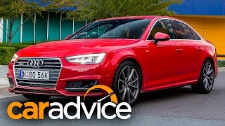 2016 audi a4 review 2 0 tfsi quattro