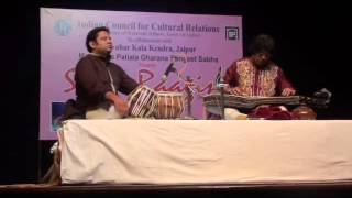 Pt. Subhash Ghosh - Instrumental Performance - Jaipur Program