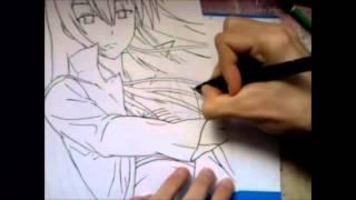 Aoi Kunieda - BEELZEBUB [Speed Draw]