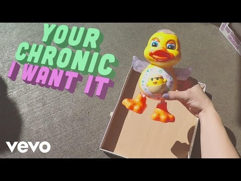 Phoebe Ryan - Chronic (Lyric Video)