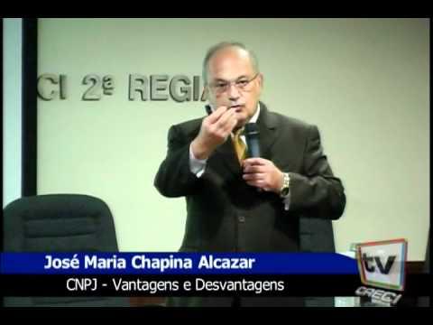 CNPJ - Vantagens e Desvantagens Part. (1/4)