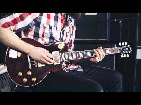 Gibson Les Paul Standard 2014 Demonstration