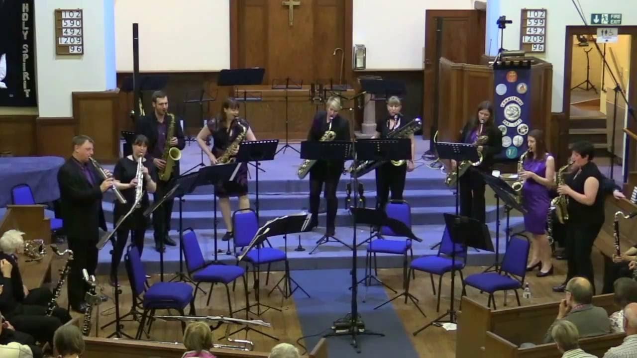 Babadağ - EWI - Equinox Saxophone Ensemble