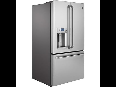 GE Café CFE28TSHSS Refrigerator with Hot Water