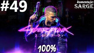 Zagrajmy w Cyberpunk 2077 PL (100%) odc. 49 - W sercu świątyni