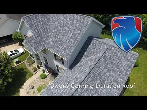New Asphalt Roof In Eureka MO