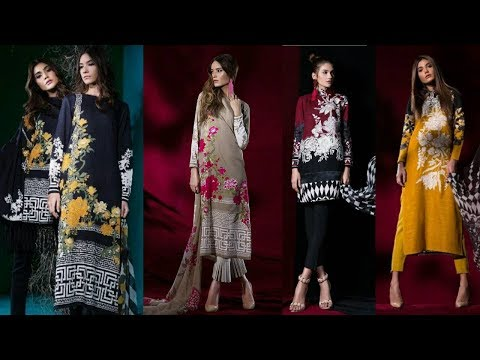 Latest Trendy,fashionable Printed fresh Summer kurtis Collection for Girl/women's 2018|Trendy India1
