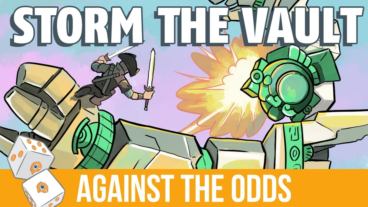 Against the Odds: Storm the Vault (Modern)