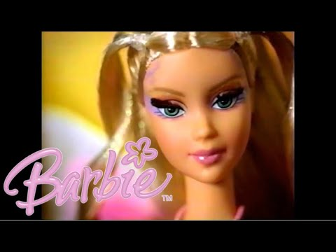 All Barbie Movie doll Commercials 2001-2016