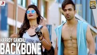 Hardy Sandhu - Backbone (Remix)| Jaani | B Praak | Zenith Sidhu | Latest Romantic Song 2017