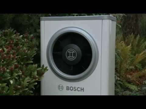 Meget Bosch 6000 AW varmepumpe - YouTube XF34