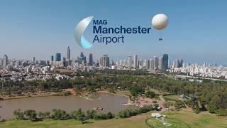 Manchester to Tel Aviv