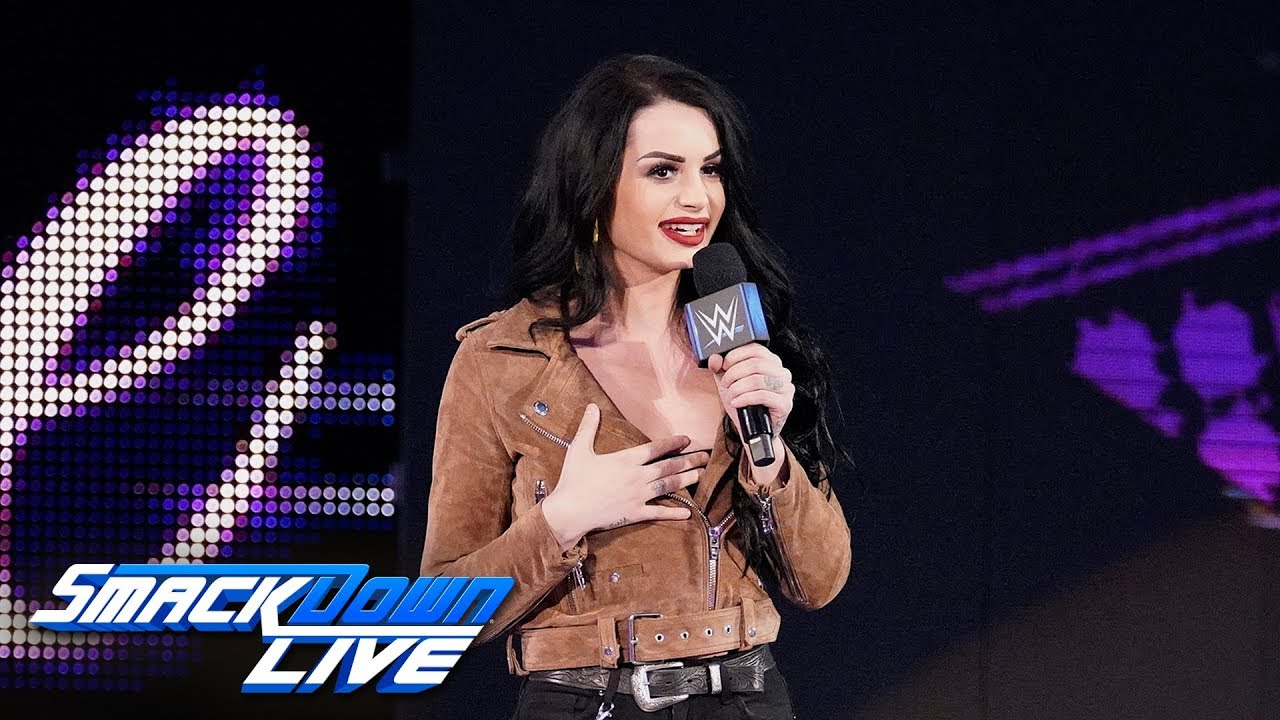 Paige Teases WWE In-Ring Comeback In January 2022 111
