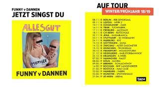 Funny van Dannen - Jetzt singst Du