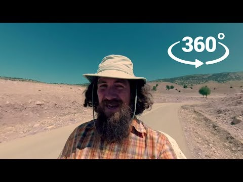 360° Walk - Iran, May 2nd 2018: Loving The Walking Thing