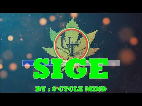 Sige - 6 Cycle Mind | Official Karaoke Video