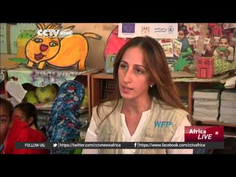 UN uses food aid to fight against child labour in Egypt