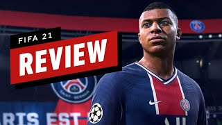 FIFA 21 Review (Video Game Video Review)