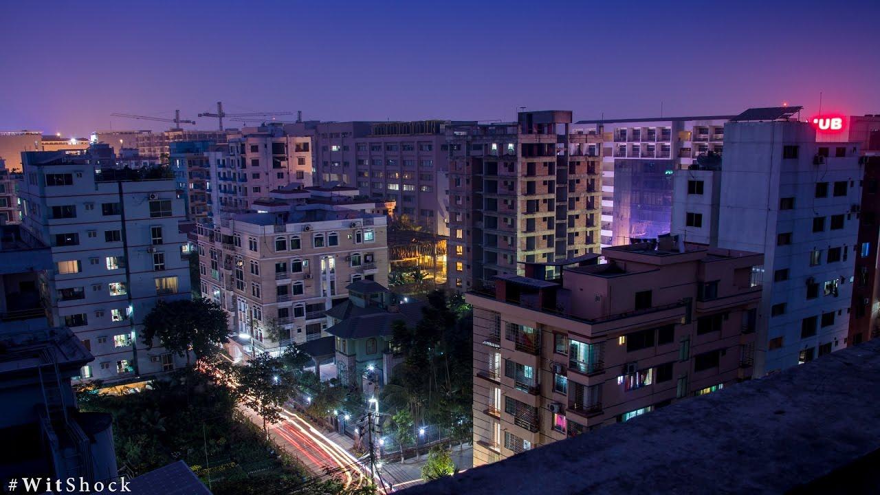 Bashundhara residential area
