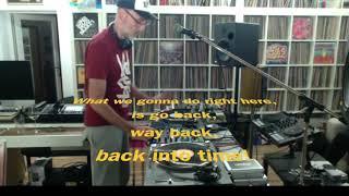 DJ Friction old school hip hop vinyl only new years eve dj set