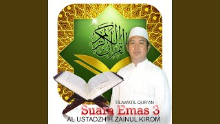 Al Ustadzh H. Zainul Kirom Surat Al Jum'Ah Ayat 1-4 Surat Al Azab Ayat 21
