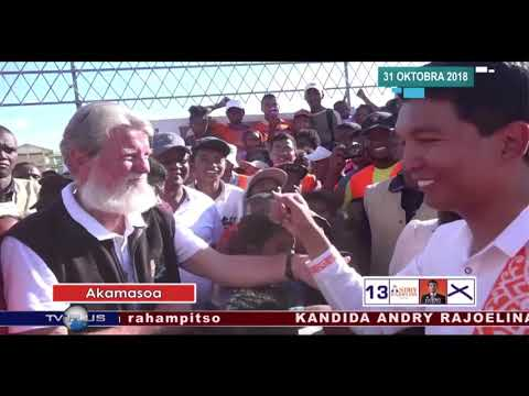 VAOVAO DU 31 OCTOBRE 2018 BY TV PLUS MADAGASCAR