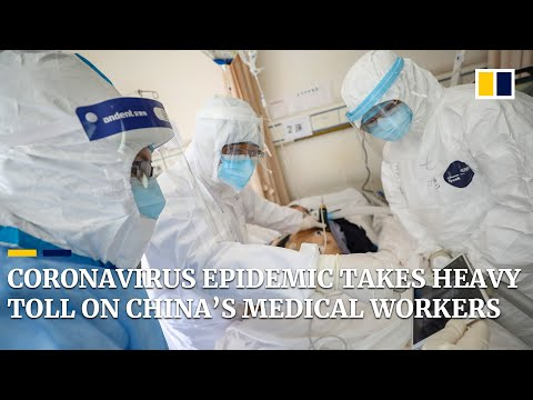 Coronavirus Epidemic Takes Heavy Toll On China's Medical Workers, With At Least 6 Tragic Deaths