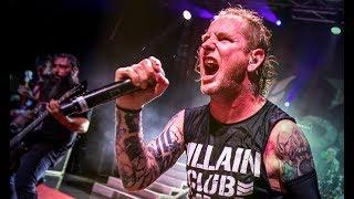 Corey Taylor FAIL MOMENT! Stone Sour live Bethlehem Center 2017. La...