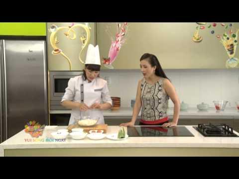 Bánh khoai mì nướng - Vui Sống Mỗi Ngày [VTV3 – 08.09.2015]