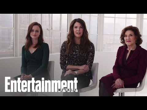 Gilmore Girls: Alexis Bledel, Lauren Graham & More On New   Cover Shoot  Entertainment Weekly