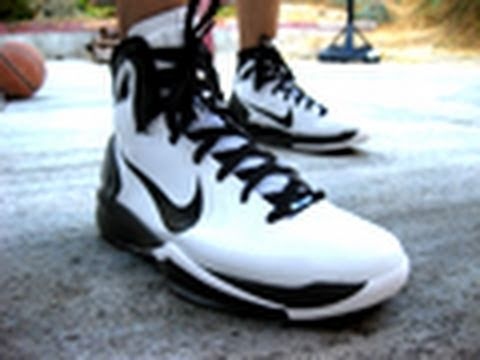 38d2c7829 Inside Look  Nike Hyperdunk 2010 - YouTube