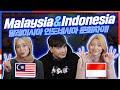 Malaysia & Indonesia - Similarities & Differences 말레시아 인도네시아 문화차이