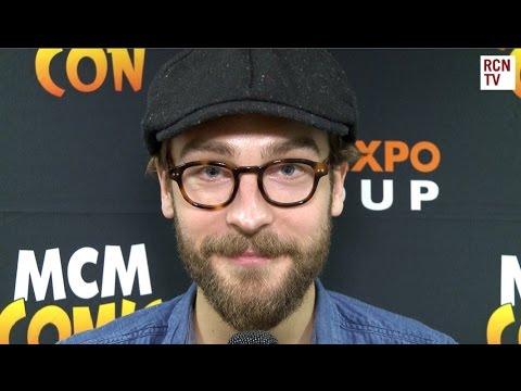 Sleepy Hollow Tom Mison Interview - Ichabod Crane