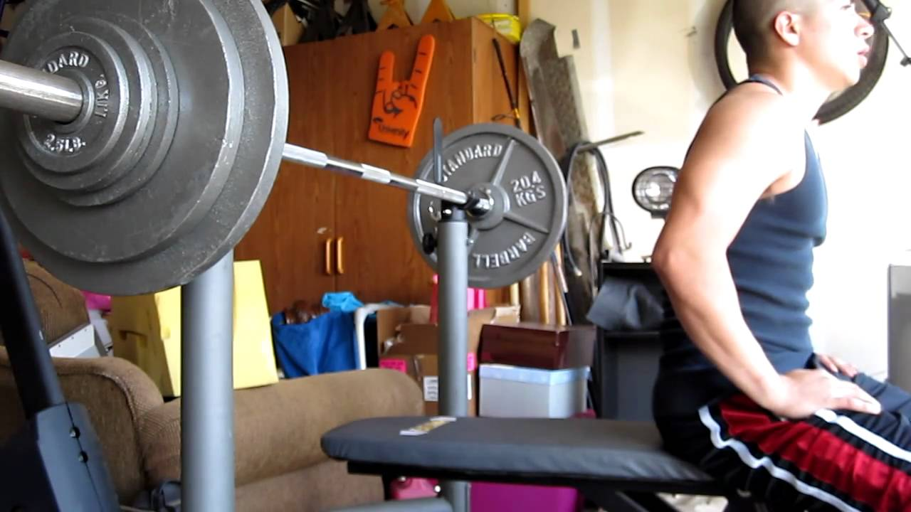 Benching 250 Lbs At A Bodyweight Of 144 2 Youtube