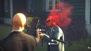 Hitman 2 - Brutal Combat - Funny Moments & Random Gameplay - Vol.3